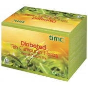 Timo Diabetea Herbal Mixture Tea (2.6gm x 30 sachets / boxes)