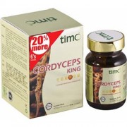 timo® Cordyceps King 30's Extra 20% more